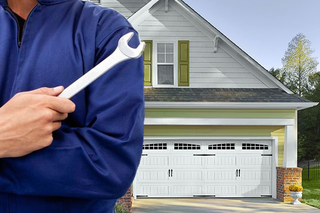 Greensboro Garage Door Repair and Tune Up